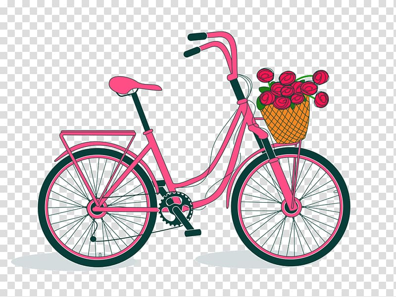 Bicycle baskets clipart png black and white download Bicycle Basket transparent background PNG cliparts free download ... png black and white download