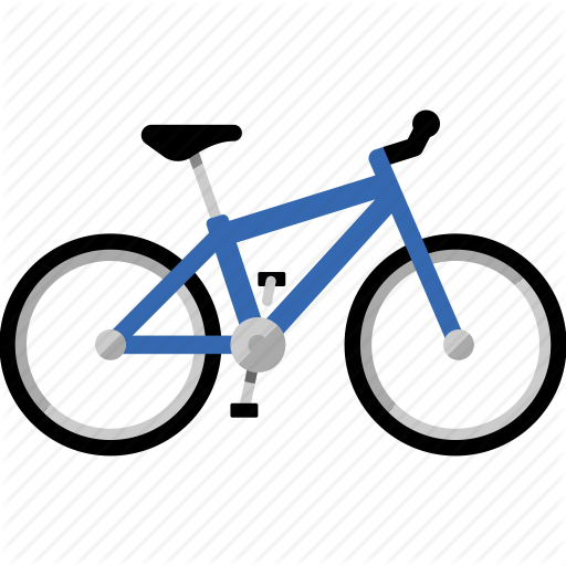 Bicycle icon clipart clip download Blue Background Frame clipart - Bicycle, Cycling, Blue, transparent ... clip download