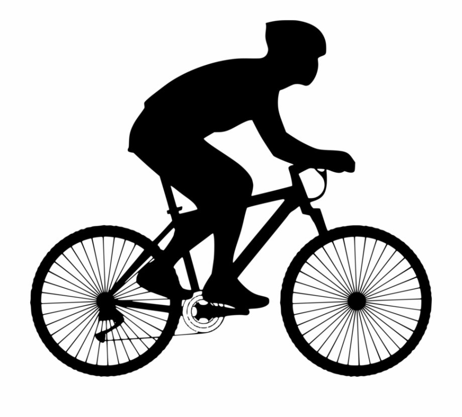 Bike images clipart graphic freeuse download Bicycle Clipart Cycling Sport - Person On Bicycle Free PNG Images ... graphic freeuse download