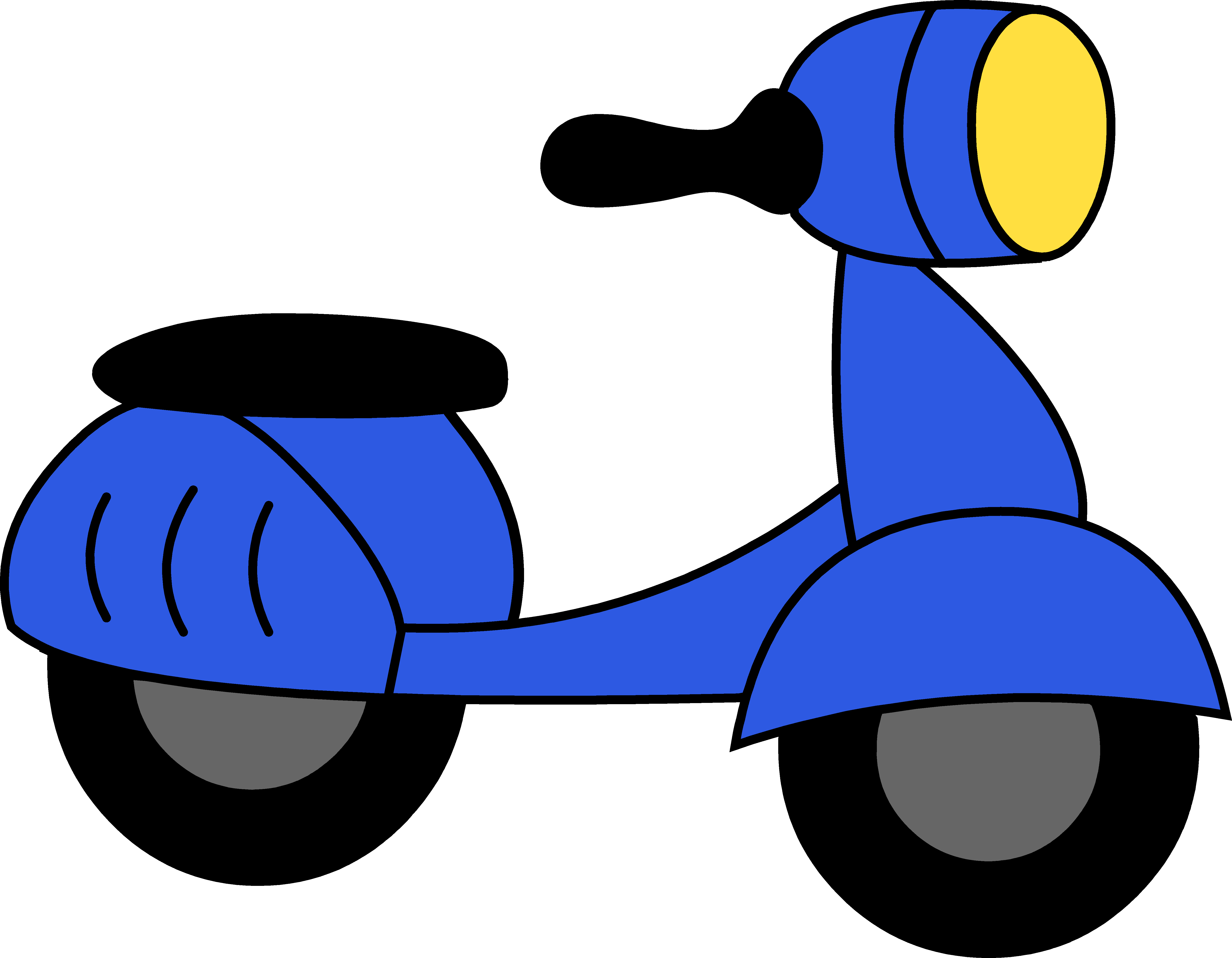 Motor scooter clipart picture royalty free Free Vespa Cliparts, Download Free Clip Art, Free Clip Art on ... picture royalty free