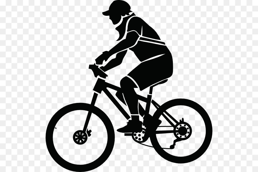 Bicycle scooter clipart picture free Black And White Frame png download - 582*600 - Free Transparent ... picture free