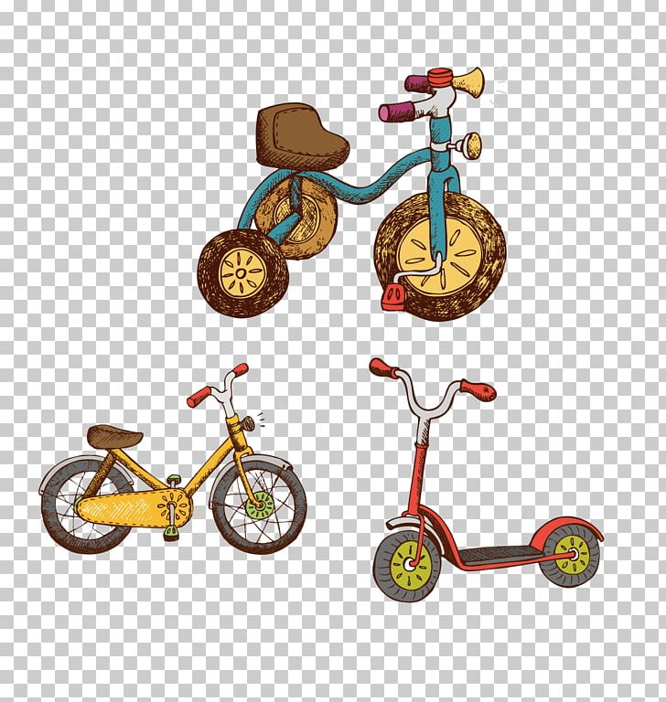 Bicycle scooter clipart graphic black and white download Bicycle Scooter PNG, Clipart, Bicycle, Bike, Bikes, Biking, Cars ... graphic black and white download
