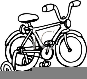 Bicycle with training wheels clipart clipart Bicycle With Training Wheels Clipart | Free Images at Clker.com ... clipart