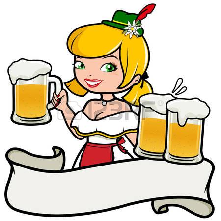 Bier trinken clipart image Bier Trinken Lizenzfreie Vektorgrafiken Kaufen: 123RF image