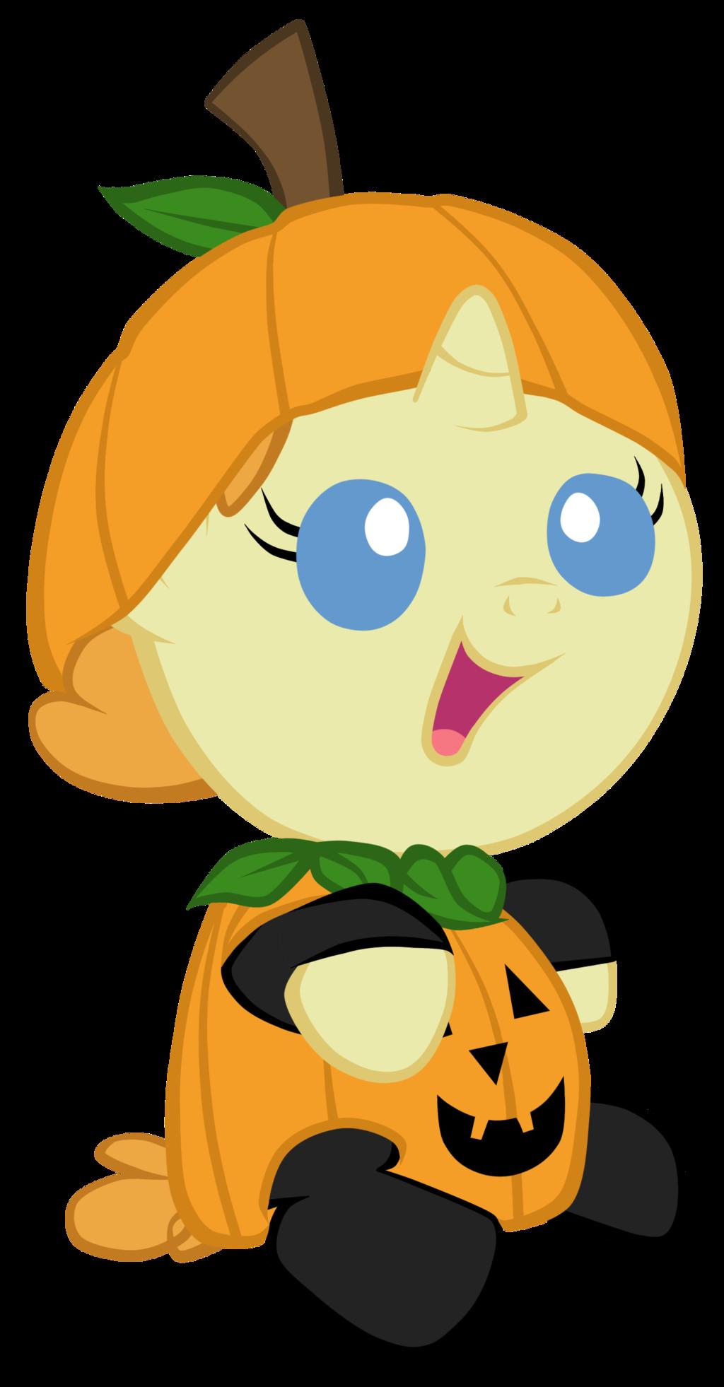 Rainbow pumpkin clipart vector freeuse Pumpkin Cake by Astanine.deviantart.com on @deviantART | My Little ... vector freeuse
