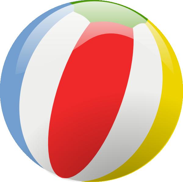Big and small ball clipart clip art free Beach Ball Clip Art at Clker.com - vector clip art online, royalty ... clip art free