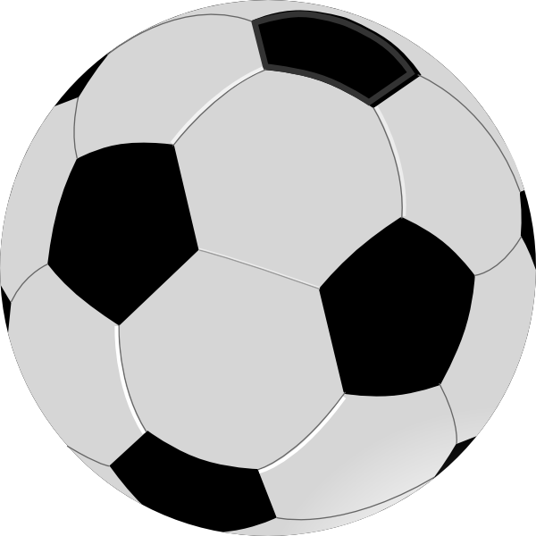 Clipart of a soccer ball picture freeuse stock Big ball clipart - ClipartFest picture freeuse stock