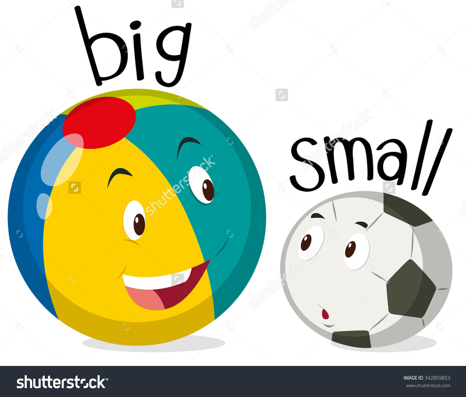 Big and small clipart svg royalty free download Big and Small Clip Art – Clipart Free Download svg royalty free download