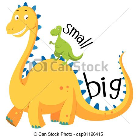 Big and small clipart image free download Big and small clipart - ClipartFest image free download
