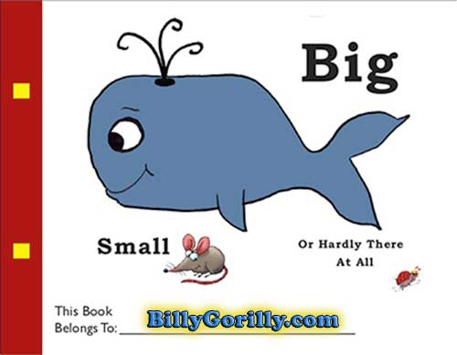 Big and small objects clipart jpg library download How To Teach Big and Small to Kids | Sing Laugh Learn jpg library download