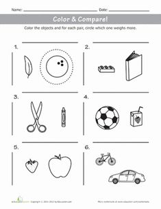 Big and small objects clipart black and white picture transparent library 12 Best big n small images in 2017 | Early years maths, Preschool ... picture transparent library
