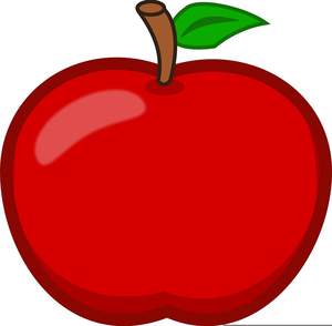 Apple clipart royalty free transparent download Big Apple Clipart | Free Images at Clker.com - vector clip art ... transparent download