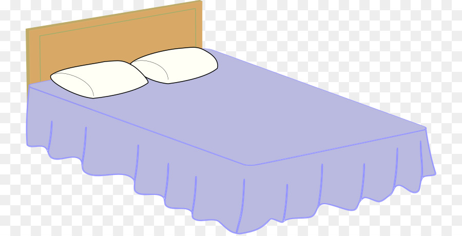 Big bed clipart picture black and white Bed Cartoon png download - 800*457 - Free Transparent Bed png Download. picture black and white