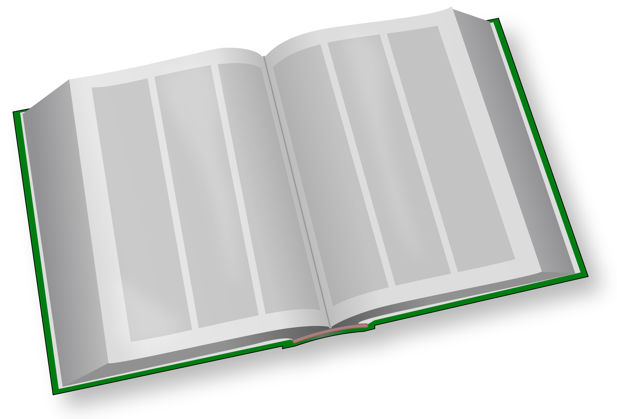 Big book center clipart banner transparent File:Big Book.svg - Wikimedia Commons banner transparent