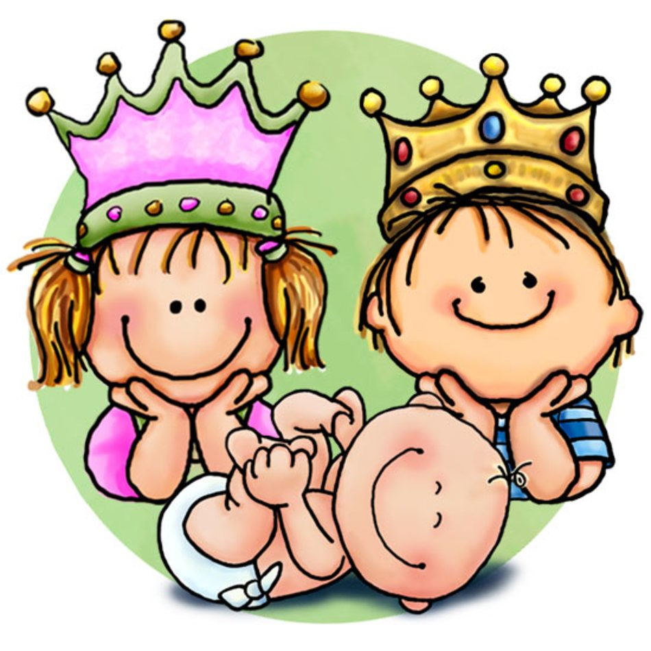 Big brother and baby clipart image transparent download Big Brother Baby Sister Clip Art free image image transparent download