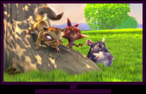 Big buck bunny clipart jpg transparent HD 1/7 - Watching Tv - Big Buck Bunny , Free Unlimited Download ... jpg transparent