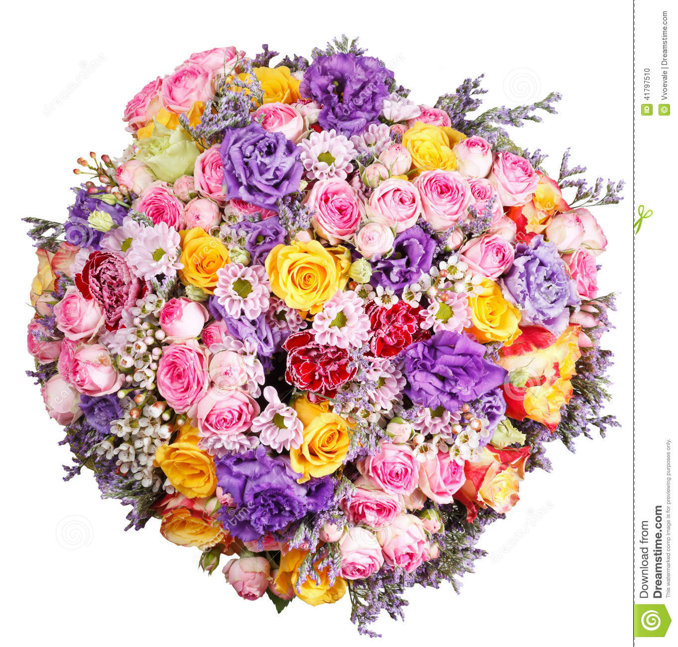 Big bunch of flowers image png Picture of big bunch of flowers - ClipartFest png