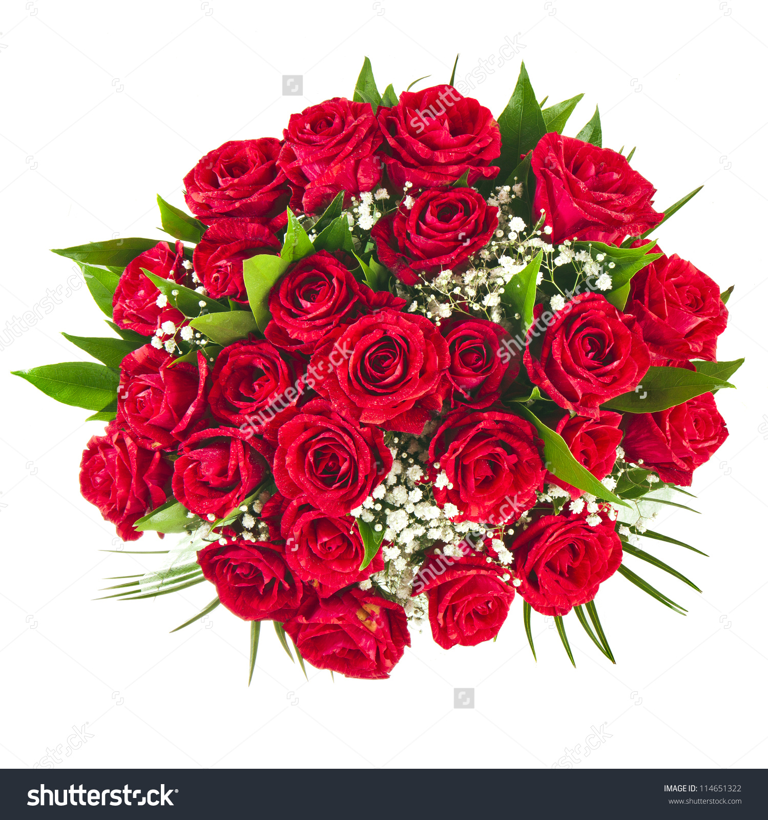 Big bunch of flowers image banner library stock Big Bunch Bouquet Red Roses Isolated Stock Photo 114651322 ... banner library stock