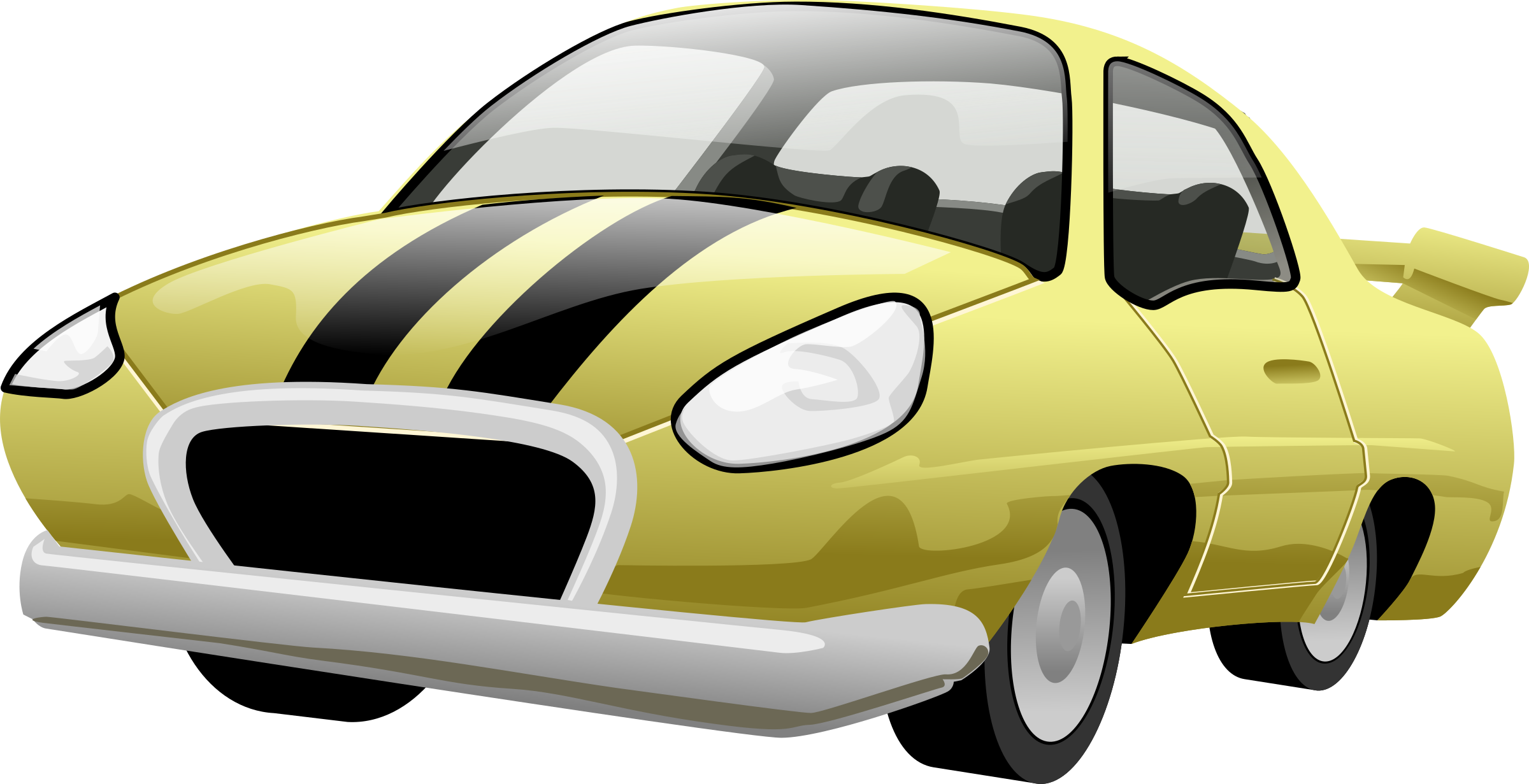 City car clipart banner library library Clipart - sport car banner library library