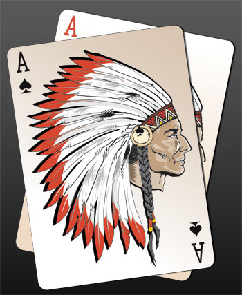 Big chief clipart graphic freeuse stock American Indians | Big Chief Poker News - Clip Art Library graphic freeuse stock