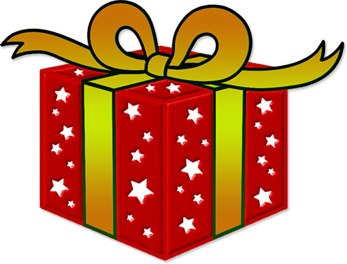 gift clip art. Free christmas clipart presents