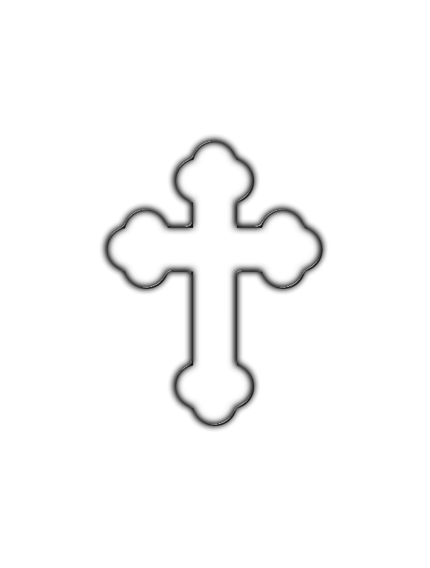 Black and white clipart cross transparent download Clip Art Small Cross Christian Bitmap Clipart Collection Big Image ... transparent download