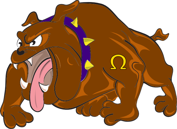 Big dog clipart. Free download clip art
