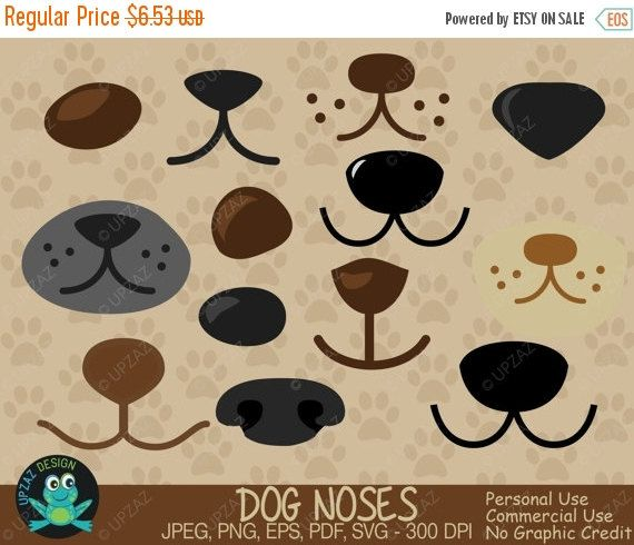 Big dog nose clipart clip free library Dog nose clipart - ClipartFox clip free library