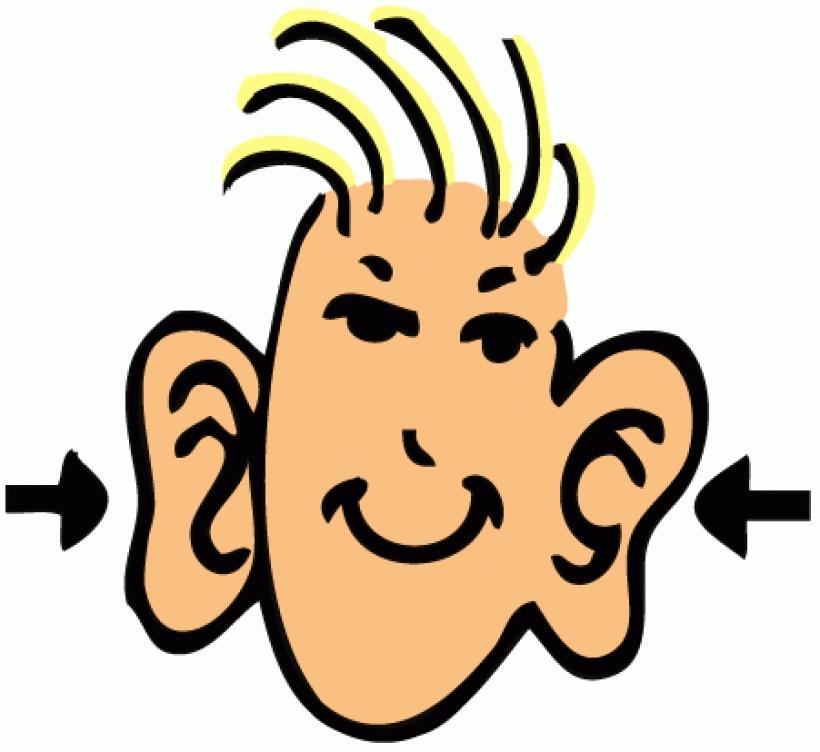 Big ears clipart jpg freeuse stock Big ear clipart big ear clipart clip art ears clipartsco 451 X 414 ... jpg freeuse stock