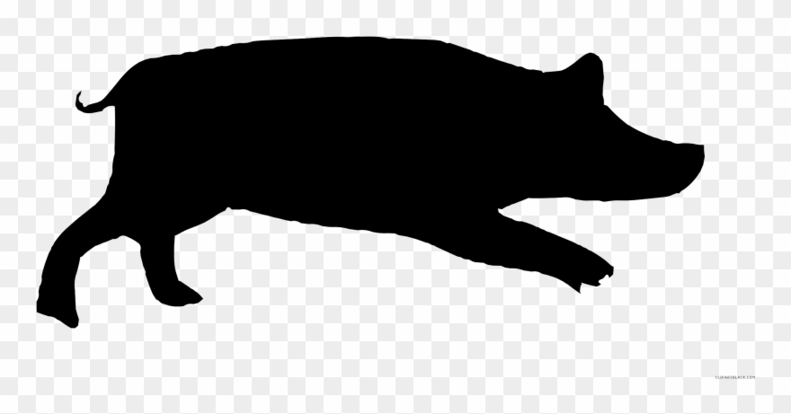 Big eyeaussie animal clipart png freeuse Silhouette Animal Free Black White Images Clipartblack - Powers ... png freeuse