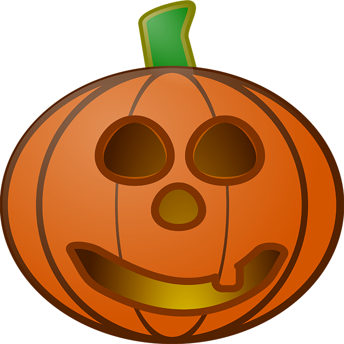 Halloween clipart cute pumpkin png transparent library Scary Pumpkin Clipart at GetDrawings.com | Free for personal use ... png transparent library