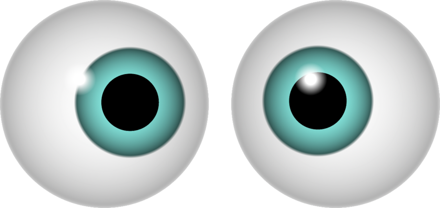Halloween eyeball clipart png