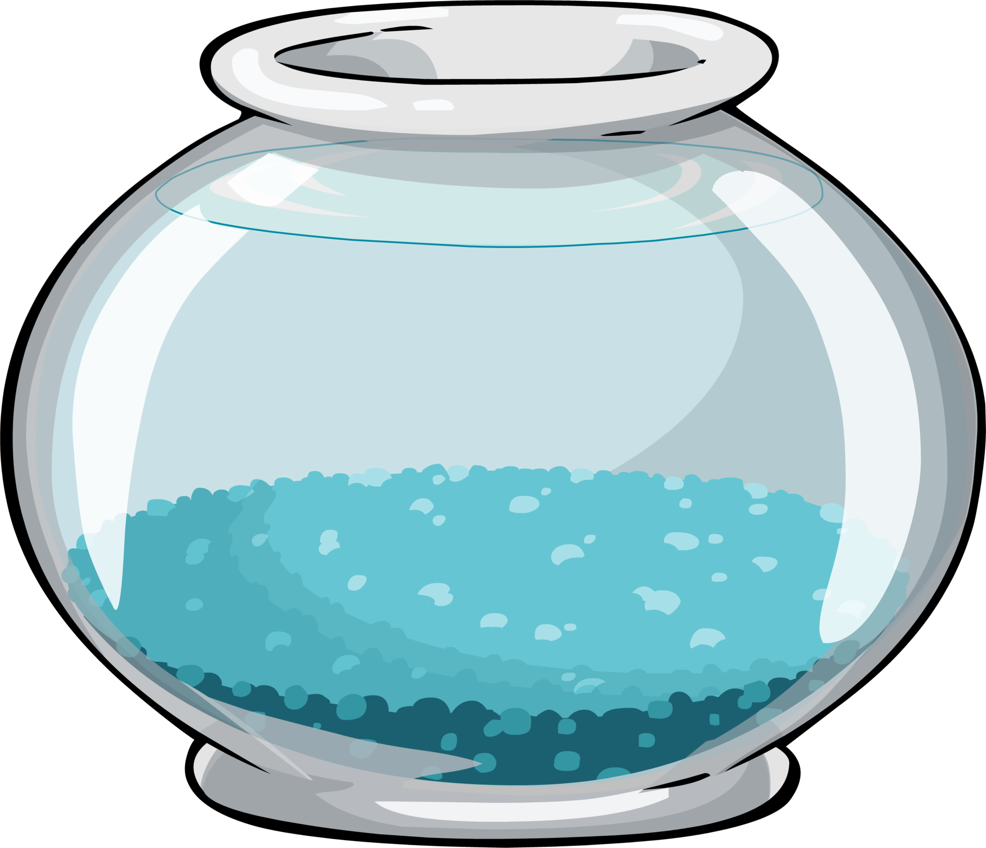 Big fish bowl clipart png royalty free library Fish Bowl Picture Free Download Clip Art - carwad.net png royalty free library