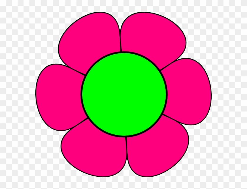 Big flowers clipart clip free library Pink Flower Clipart Big Flower - Big Flower Clipart, HD Png Download ... clip free library