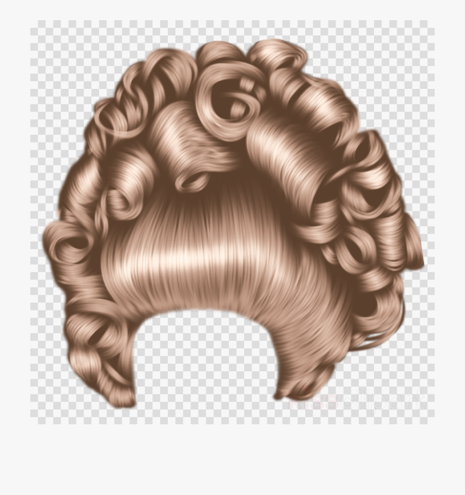 Big hair clipart vector freeuse stock Big Hair Clipart - Marie Antoinette Hair Png #100731 - Free Cliparts ... vector freeuse stock