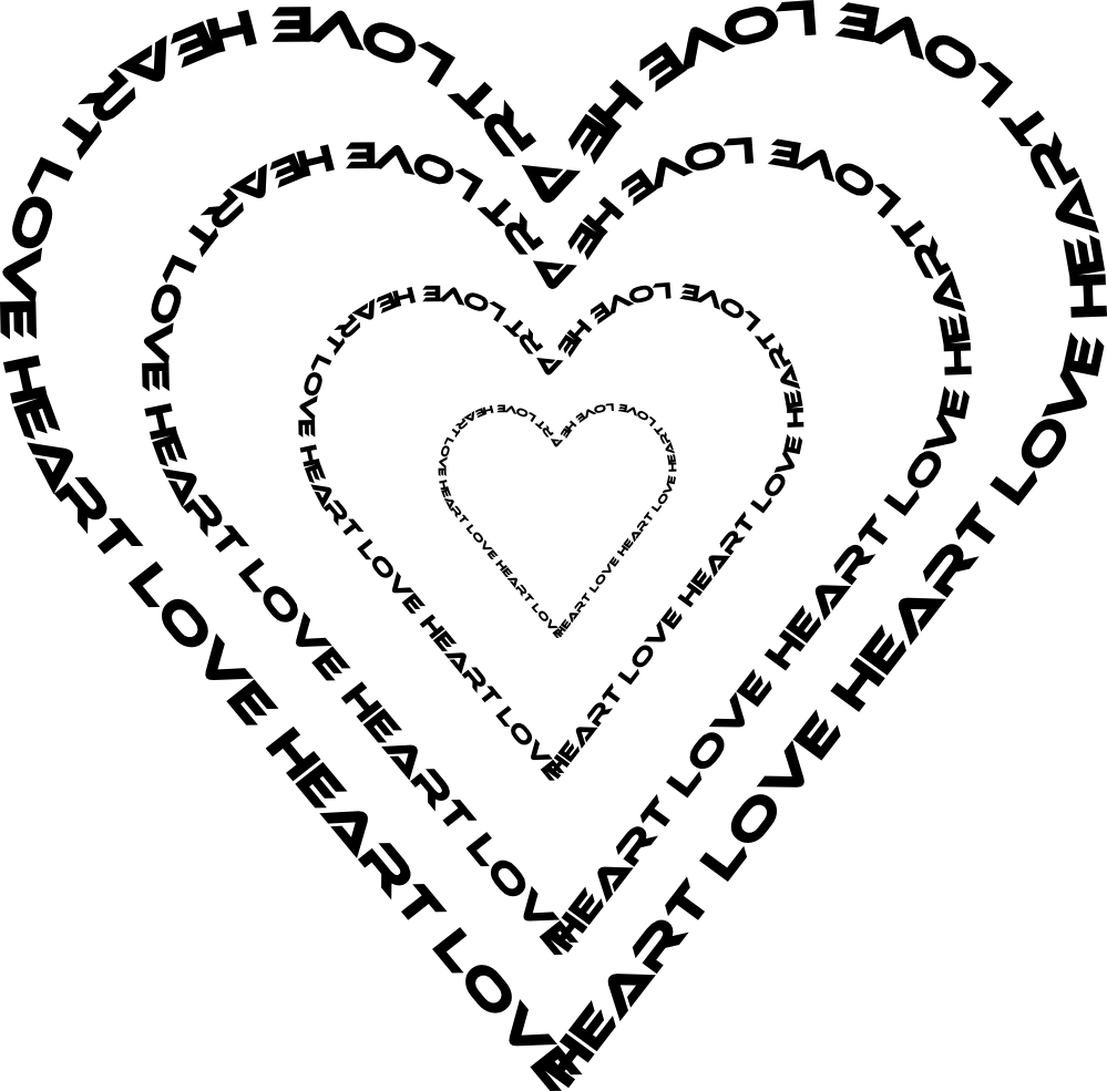Heart black and white heart clipart black and white heart big size 2 ... jpg black and white download
