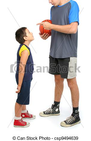 Clipartfest little asking to. Big man small boy clipart