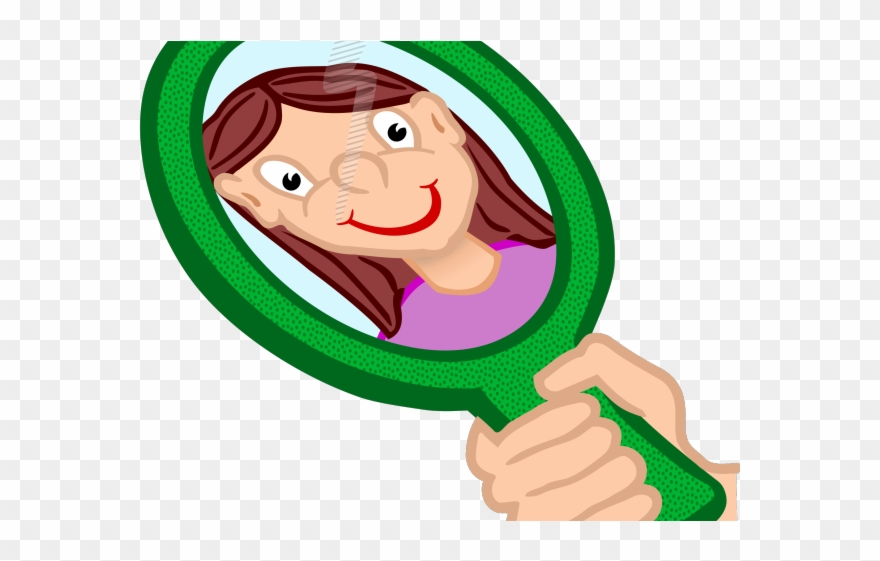 Mirror Clipart Big Mirror - Clipart Mirror - Png Download (#1861932 ... png library stock