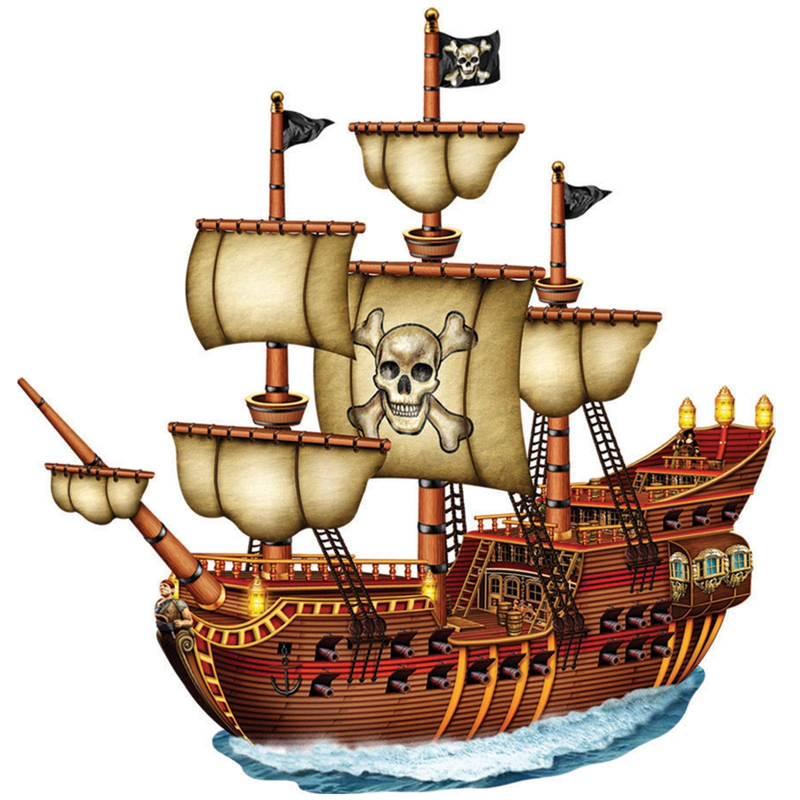 Big pirate ship clipart clip free download Free Pirate Ship Image, Download Free Clip Art, Free Clip Art on ... clip free download