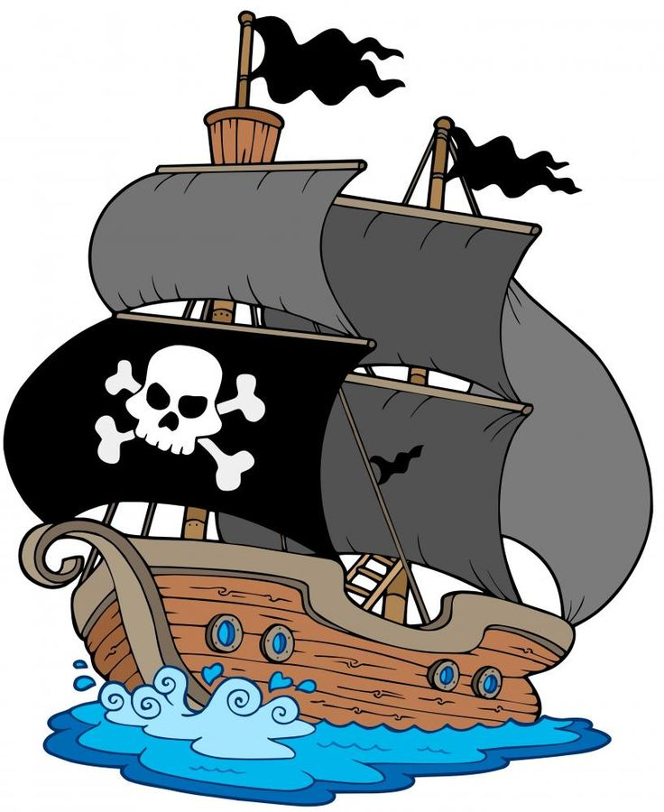 Big pirate ship clipart picture free Big clipart pirate ship - 73 transparent clip arts, images and ... picture free