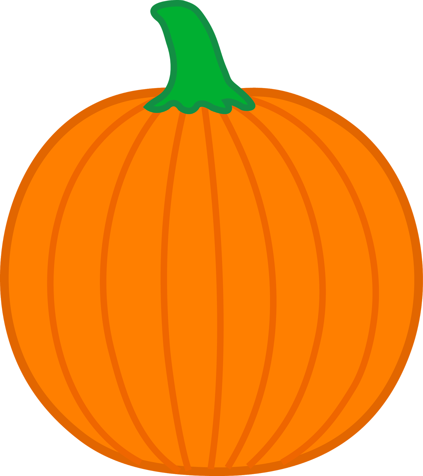 Big pumpkin story clipart clipart free The Budget SLP: Fall and Halloween - Updated and FREE clipart free