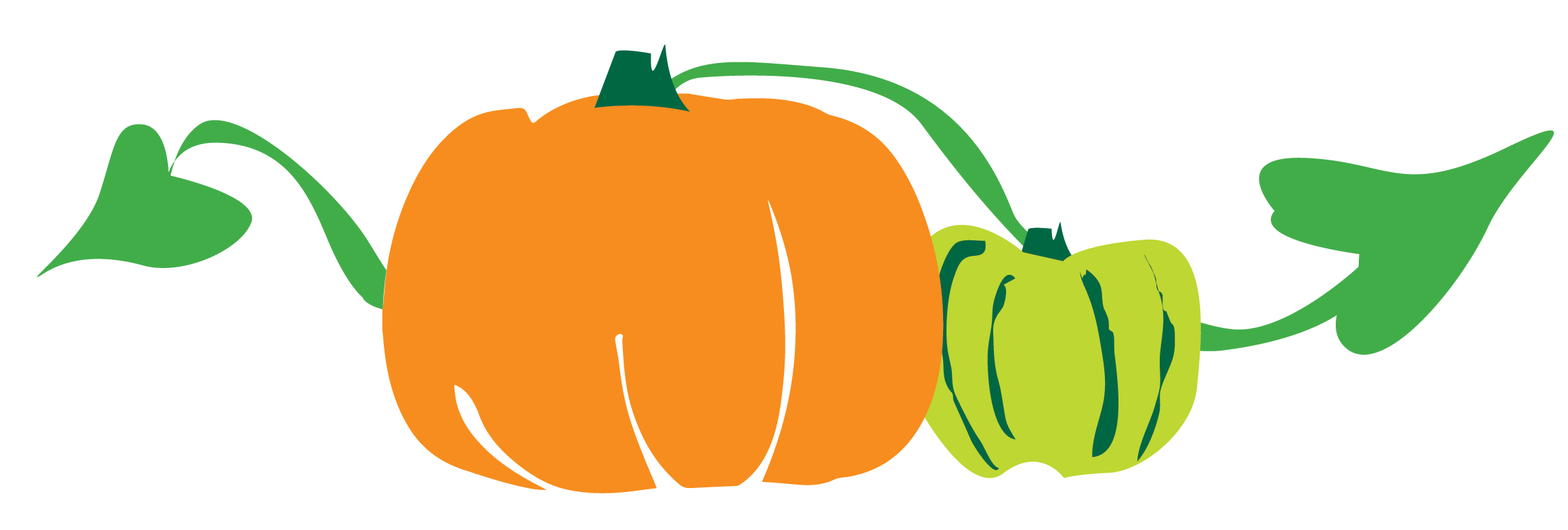 Pumpkin and gourd clipart vector transparent download Pumpkin Tours (October) vector transparent download