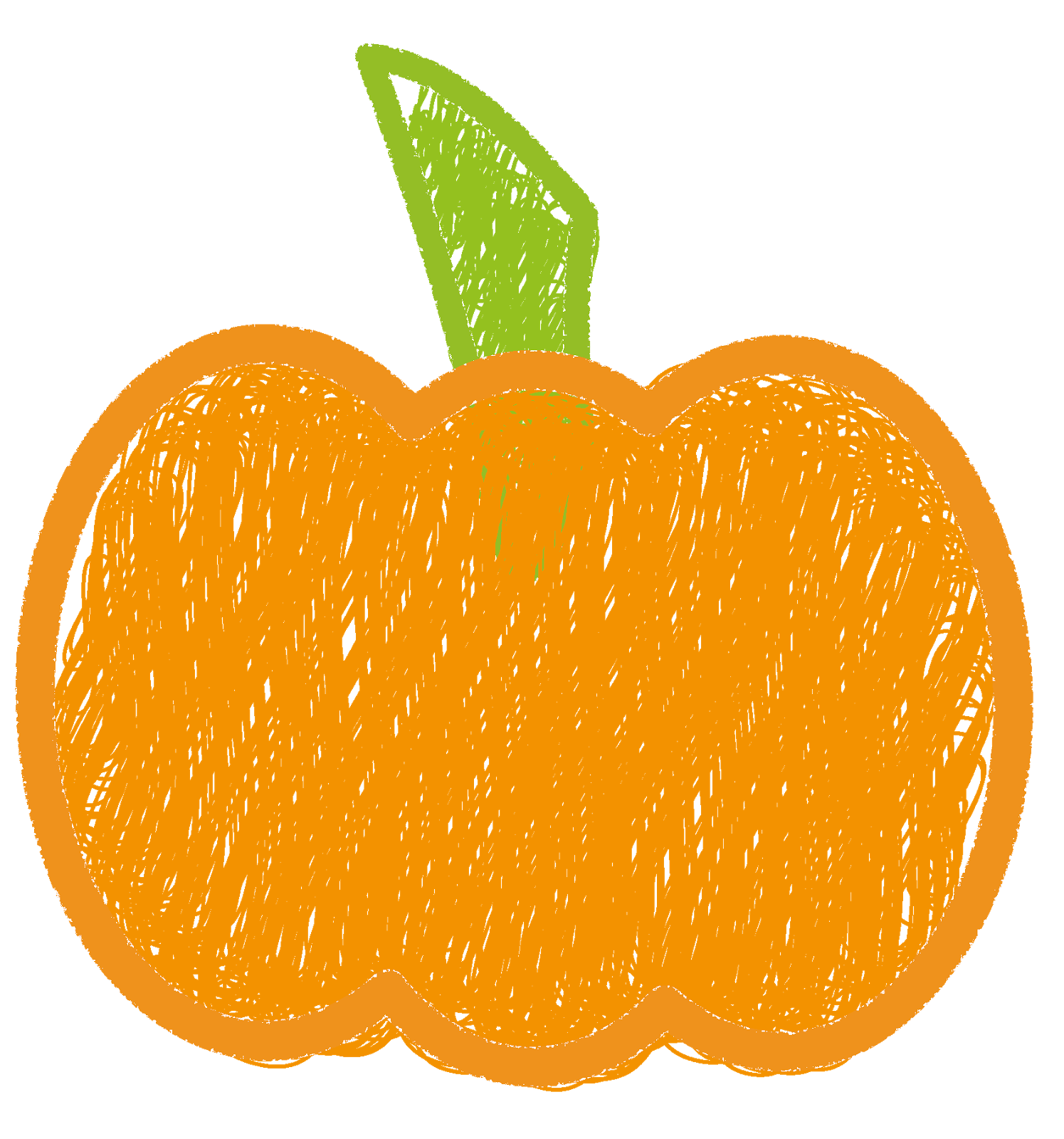 Pumpkin with stem clipart clip freeuse library Pumpkin Cousins: An AIMS Activity Freebie - STEM is Elementary clip freeuse library
