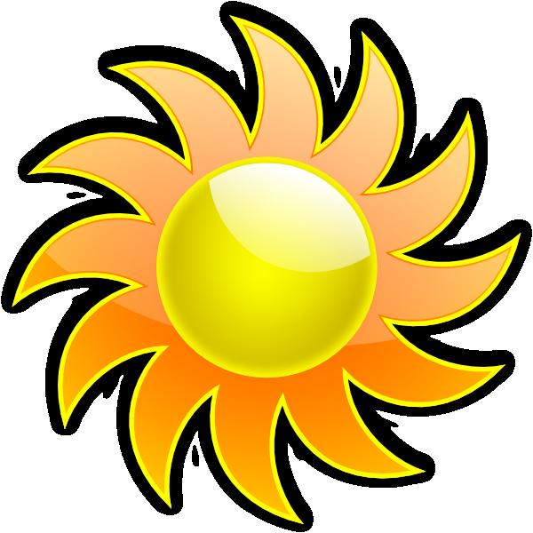 Half sun clipart picture free Half Sun Clipart | Clipart Panda - Free Clipart Images picture free