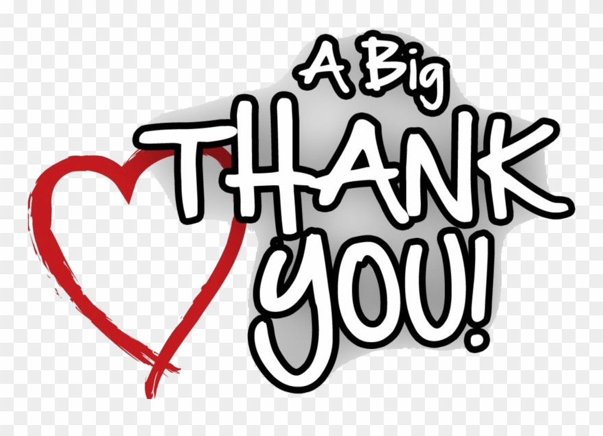 Big thank you clipart clip art free stock Thank You Clip Art - Great Big Thank You - Png Download (#81342 ... clip art free stock