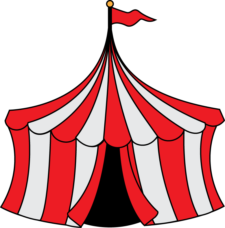Circus pictures clipart free vector black and white stock Free Circus Tent Pics, Download Free Clip Art, Free Clip Art on ... vector black and white stock