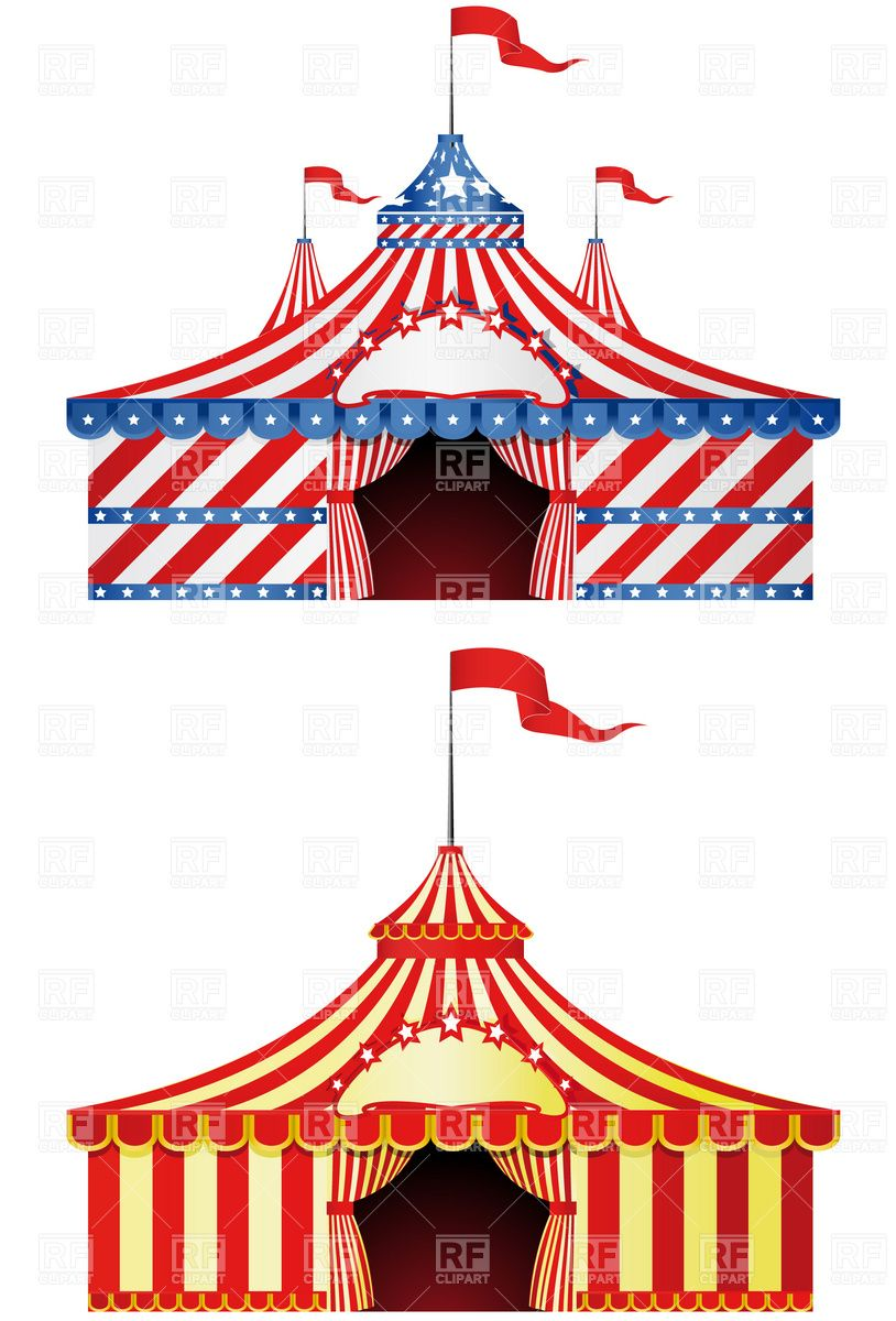 Clipart circus tent jpg free library Big Top Circus Tent clipart. Carnival Circus Border Free clipart ... jpg free library