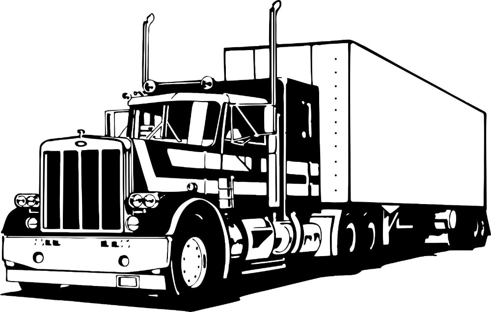 Big truck clipart banner freeuse Big truck clipart 3 » Clipart Station banner freeuse