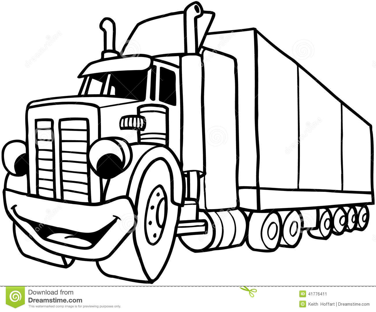 Big truck clipart black and white clip freeuse Black And White Truck | Free download best Black And White Truck on ... clip freeuse