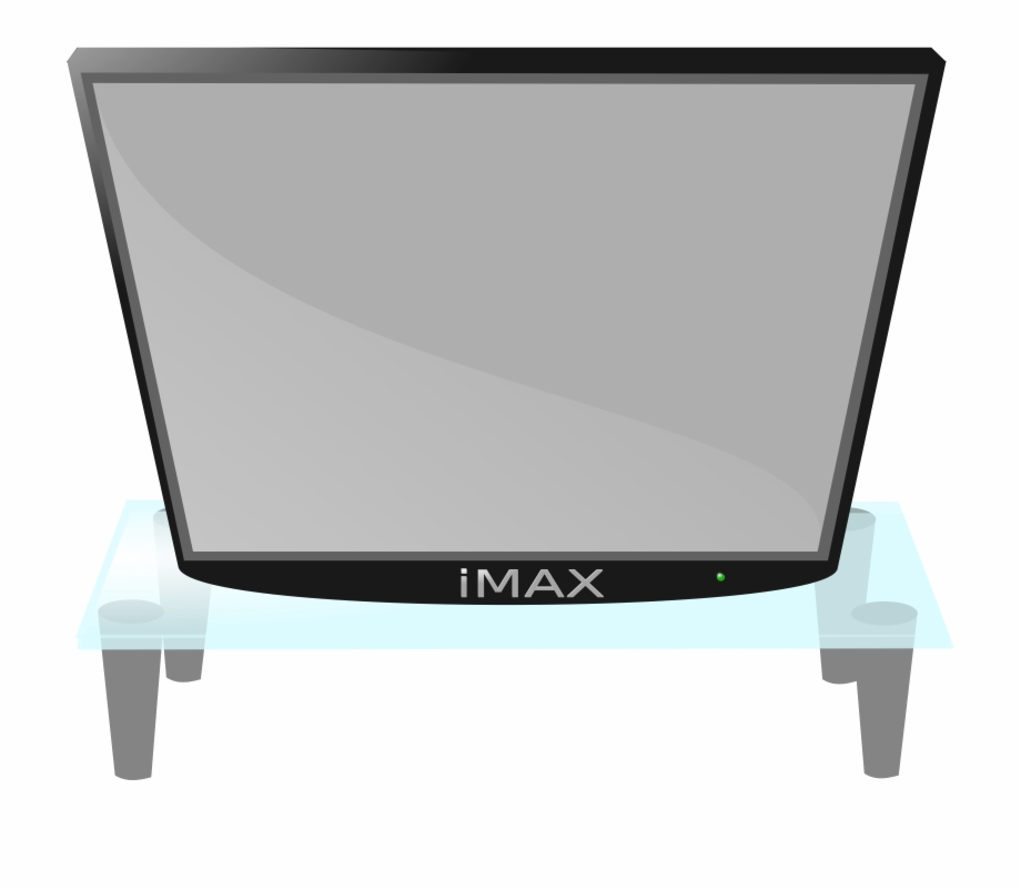 Big tv clipart clip black and white download Clipart - Big Tv Cartoon Free PNG Images & Clipart Download #213787 ... clip black and white download